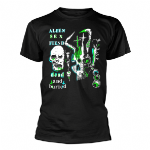 Dead And Buried Alien Sex Fiend Mens T-shirt